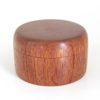 Hardwood Trinket Box