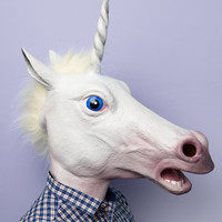 Magic Unicorn Mask - Accoutrements Unicorn Mask