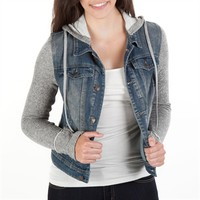 Thread & Supply Juniors Sydney Denim Jacket at Von Maur