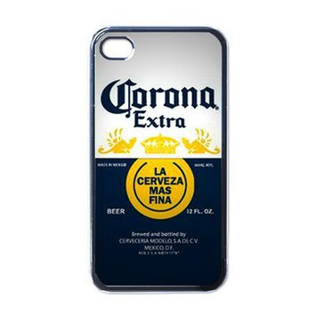 Apple iPhone Case - CORONA EXTRA BEER - iPhone 4 Case Cover | Merchanstore - Accessories on ArtFire