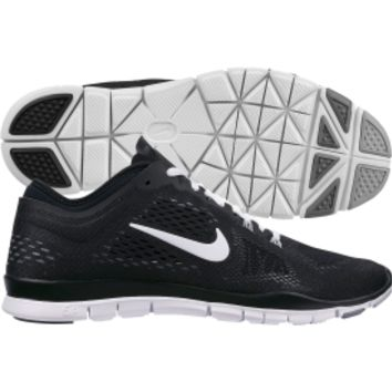 Nike Women's Free 5.0 TR FIT 4 Training Shoe - Black/White | DICK'S Sporting Goods
