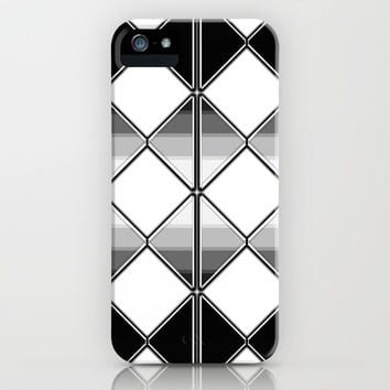 Triangles iPhone & iPod Case by VanessaGF