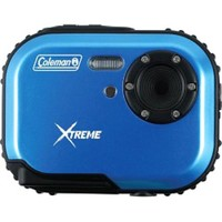 Coleman - Mini Xrteme 5MP Waterproof Digital Camera