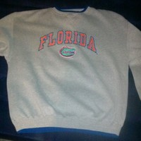 Florida Gators Sweatshirt Size XL Logo Athletic Vintage 90s College NCAA hip hop