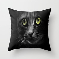 looking at you Throw Pillow by  Alexia Miles photography
