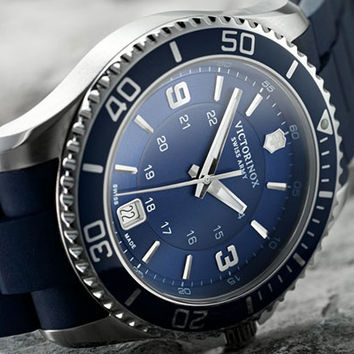 Victorinox: Swiss Army Watches you can count on