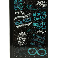 The Fault In Our Stars Journal