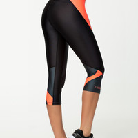 Training tights by CASALL - SYNTHESIS 3/4 TIGHTS