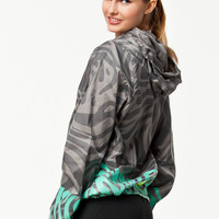 Windproof jacket by ADIDAS BY STELLA MCCARTNEY - TP ZEBRA JACKET