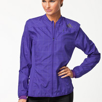 Running jacket by ADIDAS PERFORMANCE - SMT JACKET