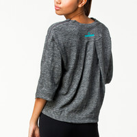 Oversized top from ADIDAS BY STELLA MCCARTNEY - YO SWEATSHIRT