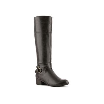 Unisa Tipsie Wide Calf Riding Boot