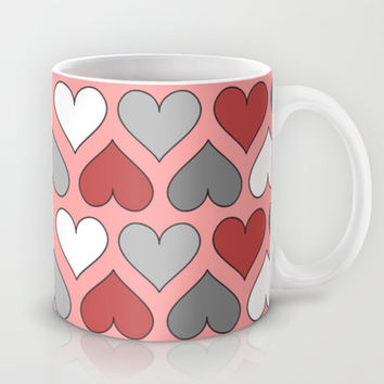 I Heart You Mug by tzaei | Society6