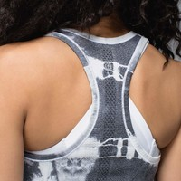 Run: Swiftly Racerback *Tie Dye