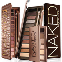 Urban Decay The Naked Palette Family