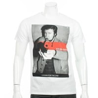Tee Shirt Cash N Day Mesrine 124 Blanc - LaBoutiqueOfficielle.com