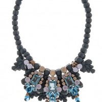 Boutique 1 - EK THONGPRASERT - Blue Temps Lie Necklace | Boutique1.com