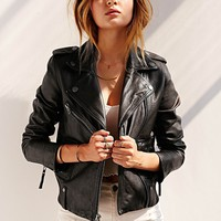Members Only Tough Moto Jacket - Urban Outfitters