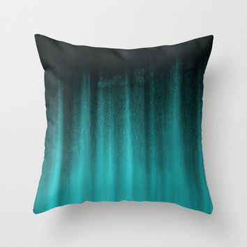 Little Dirty Thing Throw Pillow by ProArte