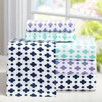 Clover Dot Sheet Set