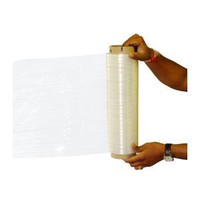 18&amp;quot; x 1000&#x27; x 80ga Stretch Wrap Film - 1 Roll/cs