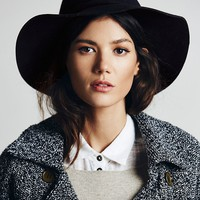 Free People Clipperton Felt Hat