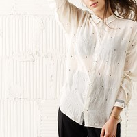 JOINERY - Blouse by Pas De Calais - WOMEN