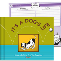 IT'S A DOG'S LIFE JOURNAL