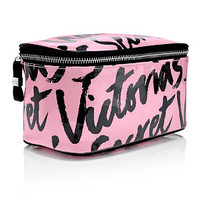 Medium Signature Train Case - Victoria's Secret - Victoria's Secret