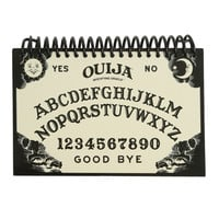 Ouija Board Notebook