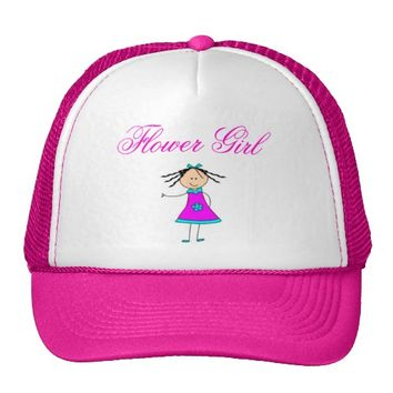 Flower Girl Hat