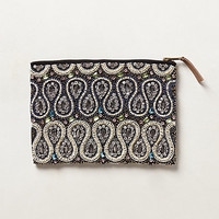 Beaded Lumen Pouch