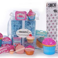 The Cupcake Gift Basket