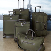 Brics Olive Pronto Luggage
