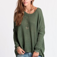 Spanish Moss Sweater
