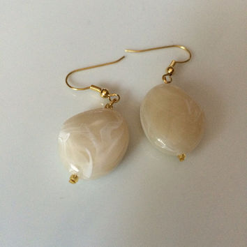 Faux Pearl Stone like beads