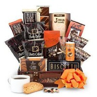 Peet's Coffee Gourmet Gift Basket