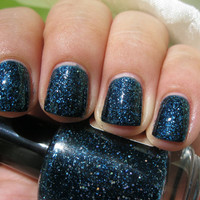 Midnight in Paris CustomBlended Nail Polish by parissparkles