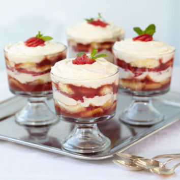 Trifle Dishes | Glassware | Stonewall Kitchen - Specialty Foods, Gifts, Gift Baskets, Kitchenware and Kitchen Accessories, Tableware, Home and Garden Décor and Accessories