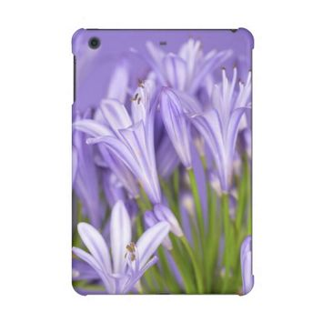 Beautiful Purple Agapanthus iPad Mini Retina Case