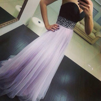 Purple homecoming dress, Prom dresses, Homecoming Dress Formal Evening Dress Party Dress,sexy dress  EJJ-38