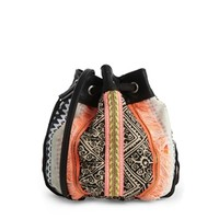 New Look Printed Duffle Bag at asos.com