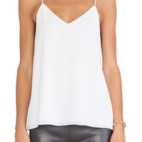 BLAQUE LABEL Tank in White