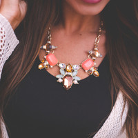 AMBRE STATEMENT NECKLACE
