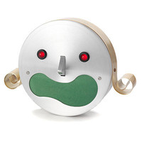 KIM THE TALKING CLOCK | Robot Talking Clock, Voice alarm | UncommonGoods
