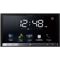 "Pioneer AppRadio Car Stereo with iPhone 4 App Control and 7.0"" Capacitive Touch"