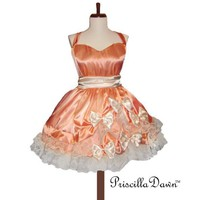 CUSTOM in your size Lolla Dreamsicle Dress by priscilladawn