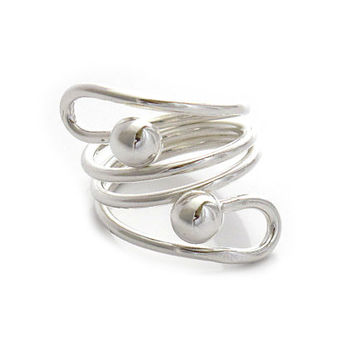 "Silver Ring | ""Playground"" 