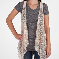 Daytrip Lace Flyaway Vest - Women's Shirts/Tops | Buckle