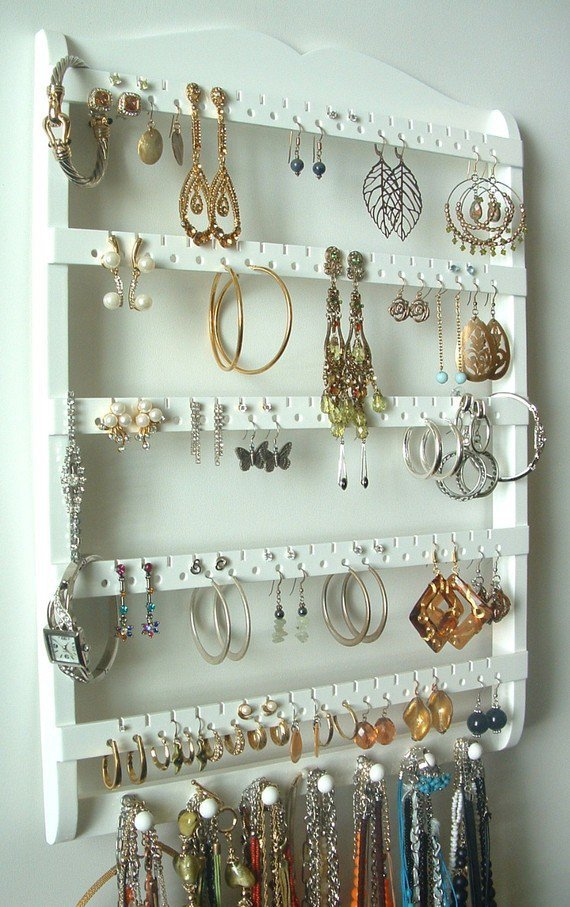 Jewelry Holder Earring Holder 90180 Pairs by JewelryHoldersForYou